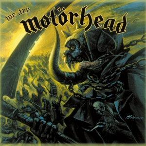 Motorhead ‎- We Are Motorhead (LP)
