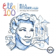 Ella Fitzgerald - 100 Songs For A Centennial (4CD Box Set)