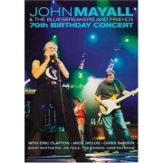 John Mayall & The Bluesbreakers - 70th Birthday Concert (DVD+CD)