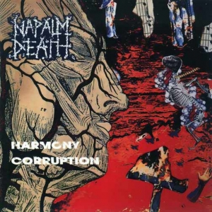 Napalm Death - Harmony Corruption (CD)