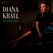 Diana Krall - Turn Up The Quiet (CD)