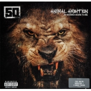 50 Cent ‎- Animal Ambition: An Untamed Desire To Win (2LP)