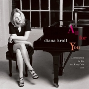 Diana Krall  - All For You: A Dedication To The Nat King Cole Trio (2LP)