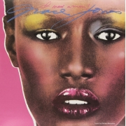 "Grace Jones ‎- I Need A Man! (12"" Vinyl Single)"