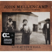 John Mellencamp ‎- Performs Trouble No More Live At Town Hall (LP)