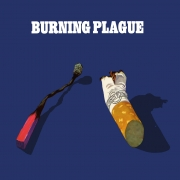 Burning Plague - Burning Plague (LP)