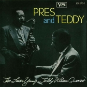 The Lester Young / Teddy Wilson Quartet - Pres & Teddy (LP)