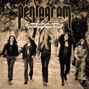 Pentagram - First Daze Here Too (2LP)