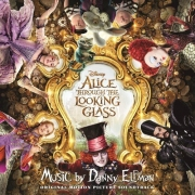 O.S.T. - Alice Through The Looking Glass (CD)