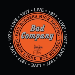 Bad Company - Live 1977 (2LP)