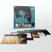 Bill Evans - 5 Original Albums (5CD Boxset)