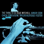 Blue Mitchell - The Thing To Do (LP)