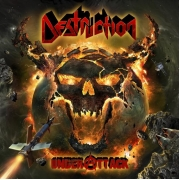 Destruction - Under Attack (2LP)