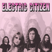 Electric Citizen - Higher Time (LP)