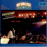 Nat King Cole - At The Sands (LP)