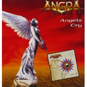 Angra ‎- Angels Cry / Holy Land (2CD)