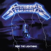 Metallica - Ride The Lightning (Remastered CD)