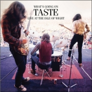 Taste - What's Going On: Live At The Isle Of Wight (2LP)