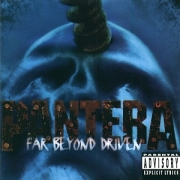 Pantera - Far Beyond Driven  (CD)