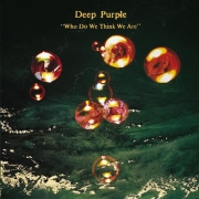 Deep Purple - Who Do We Think We Are! (Coloured LP)