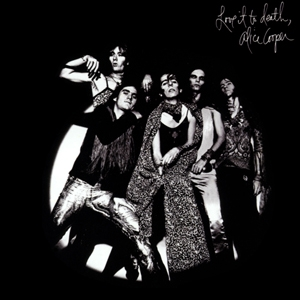 Alice Cooper - Love It To Death (Coloured LP)