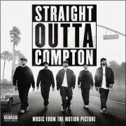 Various - Straight Outta Compton: Music From The Motion Picture (CD)