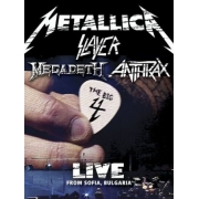 Metallica, Slayer, Megadeth, Anthrax  - The Big Four: Live From Sonisphere (2DVD)