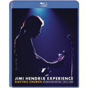 Jimi Hendrix Experience - Electric Church: Atlanta Pop Festival July 4, 1970 (Blu-ray)