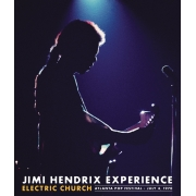 Jimi Hendrix Experience - Electric Church: Atlanta Pop Festival July 4, 1970 (DVD)