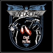Enforcer - Live By Fire (Limited DVD+CD Digipack Edition)