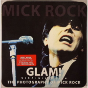 "Roxy Music - Glam! The Photography Of Mick Rock (7"" Vinyl Single+Book)"