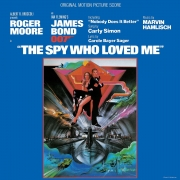 O.S.T. - The Spy Who Loved Me  (LP)