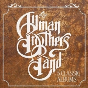 The Allman Brothers Band - 5 Classic Albums (5CD Boxset)
