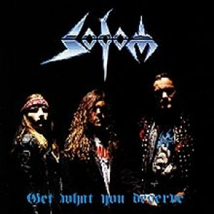 Sodom - Get What You Deserve (CD)