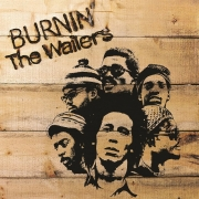 Bob Marley And The Wailers - Burnin' (LP)