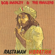 Bob Marley And The Wailers - Rastaman Vibration (LP)