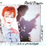 David Bowie - Scary Monsters (CD)