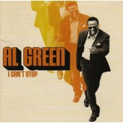Al Green ‎- I Can't Stop (CD)