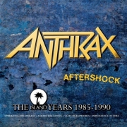 Anthrax ‎- Aftershock: The Island Years 1985-1990 (4CD Boxset)