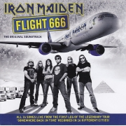Iron Maiden ‎- Flight 666: The Original Soundtrack (2CD)