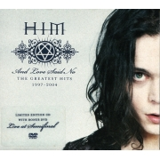 Him - And Love Said No: The Greatest Hits 1997-2004  (CD+DVD)