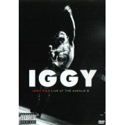 Iggy Pop ‎- Iggy: Live At The Avenue B (DVD)