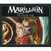 Marillion ‎- The Singles '82-88' (3CD Boxset)
