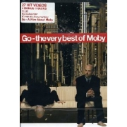 Moby ‎- Go-The Very Best Of Moby (2DVD)