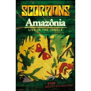 Scorpions - Amazonia: Live In The Jungle (DVD)