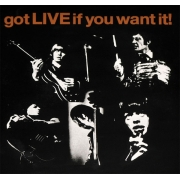 "The Rolling Stones - Got Live If You Want It!  (7"" Vinyl)"