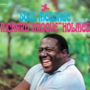 "Richard ""Groove"" Holmes ‎- Soul Message (LP)"