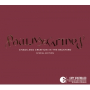 Paul McCartney ‎- Chaos And Creation In The Backyard (Special CD+DVD Edition)