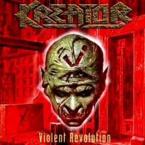 Kreator - Violent Revolution (CD)