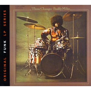 Buddy Miles - Them Changes (CD)